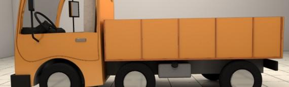 Nuevo modelo de camión ILO Worlds